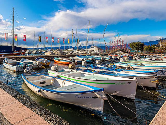 porto bardolino lago di garda